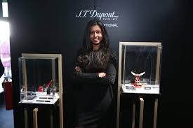 "Megha Malagatti (<b>ST DUPONT</b>): ""The only thing that is constant is ..."