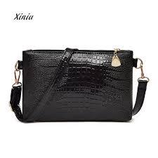 <b>Women</b> Luxury Shoulder <b>Bag Handbag</b> Fashion <b>Crocodile Pattern</b> ...