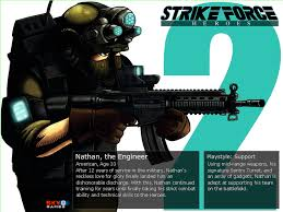 Thumbnail for Download Strike Force Heroes 2