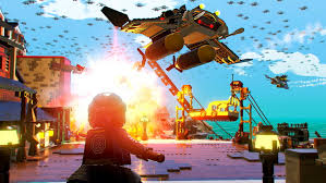 Ещё больше раздач: <b>Warner Bros</b>. бесплатно отдаёт The LEGO ...