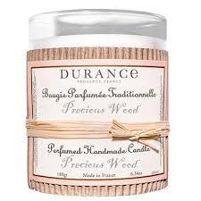 Durance <b>Ароматическая свеча</b> «Драгоценное дерево» ручной ...