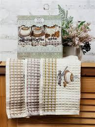<b>Набор кухонных полотенец</b> 35*50, <b>3</b> шт. Bella Casa 10124281 в ...