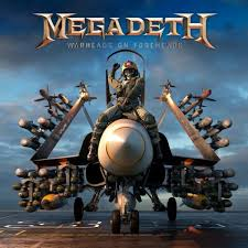 SPILL ALBUM REVIEW: <b>MEGADETH</b> - <b>WARHEADS ON</b> ...