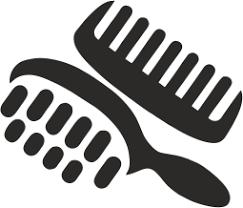 Расчески и <b>щетки для волос</b> парикмахерские профессиональные ...