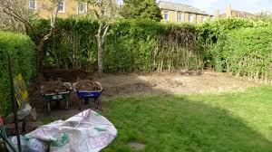 the garden office site ready for construction to start big garden office ian