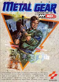 <b>Metal Gear</b> (video game) - Wikipedia