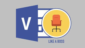 Microsoft Visio 2013/2016 Like a Boss. The Definitive Course | Udemy