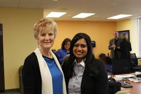 highlights from the job shadow connector program in nova scotia sujani chris