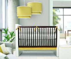 stunning green pendant lamps in baby room color ideas design
