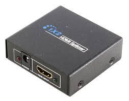 nix.by <b>Espada</b> <<b>EDH22</b>> HDMI <b>Splitter</b> (1in -> 2out, ver1.4)+б.п.