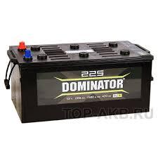 Купить <b>Грузовой</b> аккумулятор <b>Dominator</b> 225 евро 1500А ...