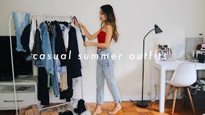 CASUAL <b>SUMMER OUTFITS</b> | <b>summer fashion</b> lookbook <b>2019</b> ...
