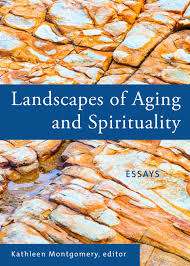 body mind and spirit org cover of landscapes of aging and spirituality