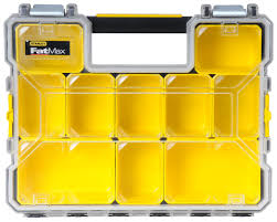 Ящик-<b>органайзер STANLEY FatMax Deep</b> Pro Plastic Latch 1-97-521