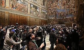 「Cappella Sistina」の画像検索結果