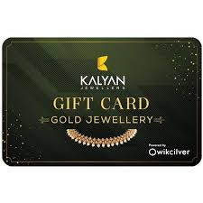 Kalyan Gold Jewellery Gift Card - Rs.1000 : Amazon.in: Gift Cards