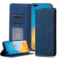 <b>CHUMDIY Luxury</b> Card <b>Protection</b> Leather Phone Case for Huawei ...
