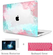 TwoL Print Hard Shell Case and Keyboard Cover ... - Amazon.com