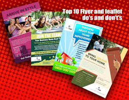 top flyer design do s and dont s flyerzone blogflyerzone blog make your marketing more effective by following these hints and tips