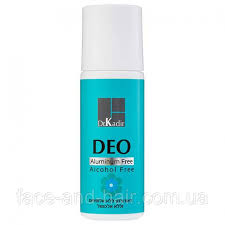 <b>Шариковый Дезодорант Без</b> Алюминия <b>Dr</b>. <b>Kadir</b> Deodorant Roll ...