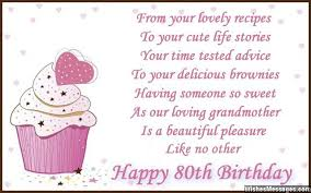 80th birthday wishes | WishesMessages.com via Relatably.com