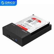 <b>ORICO Tool Free</b> USB 3.0 Hdd Case eSATA to 2.5 3.5 Inch SATA ...