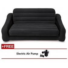 <b>Intex</b> Inflatable <b>Pull Out Sofa</b> Bed (Free Electric Air Pump) – 1buyme ...