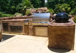 Outdoor Patio Kitchen Outdoor Kitchens Houston Covered Patios Pergolas Cypress Katy