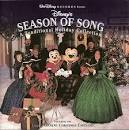 Disney's Season of Song: A Traditional Holiday Collection