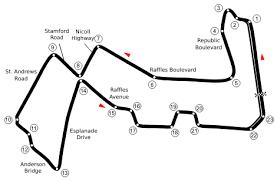 Grand Prix automobile de Singapour 2012