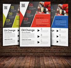 car repair flyer photos graphics fonts themes templates oil change service flyer