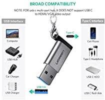 UGREEN <b>USB</b> C to <b>USB</b> 3.0 Adapter <b>Type C</b> 3.1 <b>Female to USB</b> A ...