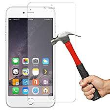 DMG <b>Tempered</b> Screen <b>Protector 2.5D 9H</b> for Apple iPhone 8 Plus ...