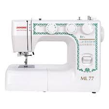 <b>Швейная машина Janome ML 77</b> — купить в интернет-магазине ...