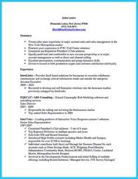 make resume format  to   our sample resume choose from one    image