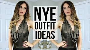 <b>NEW YEARS EVE OUTFIT</b> IDEAS   Shea Whitney - YouTube