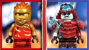 <b>LEGO Ninjago Бой</b> мастеров кружитцу Кай против Самурая ...