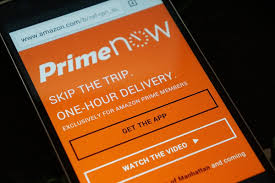work area twin prime: a major player has entered the ongoing food delivery wars amazon announced late yesterday it would be expanding its prime now based restaurant delivery