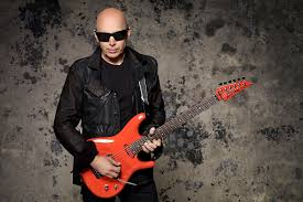 <b>Joe Satriani</b> Takes Us Inside His '<b>Shockwave</b> Supernova'