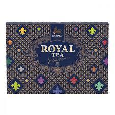 "<b>Чай Richard</b> ""<b>Royal</b> Tea Collection"", <b>ассорти</b>, 120 сашетов купить ..."