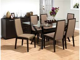 dining room tables chairs square: bedroom pretty dining room casual tables and chairs square glass for argos dining room tables intended