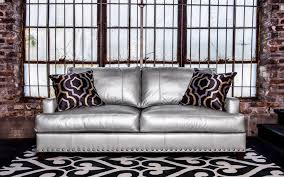 elegant silver living room furniture ideas firebrick wall tile featuring varnished wood post frame wndow and black and silver furniture