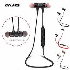 <b>Awei</b> A920BL Smart Wireless BT V4.1 Sports Stereo Headphone ...