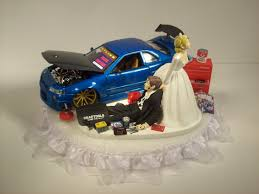 17 best ideas about auto mechanic car repair auto auto mechanic bride and groom 2002 nissan skyline gtr r34 blue car funny wedding cake topper groom s cake