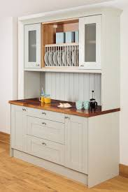Small Picture How to Create a Kitchen Dresser Using Our Solid Oak Kitchen