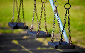 Image result for pictures of children on swings