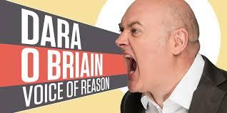 <b>Dara O</b>'<b>Briain</b> - <b>Voice</b> Of Reason | International Comedy Club