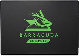 Seagate Barracuda 120 SSD 500GB Internal Solid ... - Amazon.com