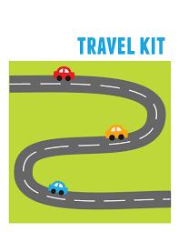 kids travel kit binder over printable activities printable kids travel kit template how to make a simple kids travel kit binder