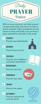 ideas about prayer topics relationship prayer printable daily prayer topics so many concerns our daily prayers can get pretty long one idea is to have a prayer schedule